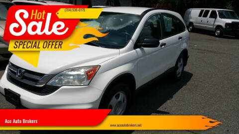2010 Honda CR-V for sale at Ace Auto Brokers in Charlotte NC