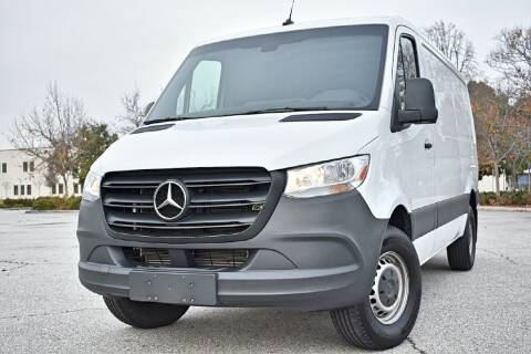 2019 Mercedes-Benz Sprinter Cargo for sale at VCB INTERNATIONAL BUSINESS in Van Nuys CA