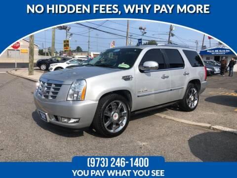 2011 Cadillac Escalade for sale at Route 46 Auto Sales Inc in Lodi NJ