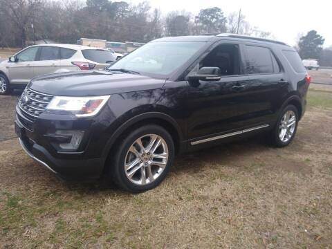 2016 Ford Explorer for sale at Doug Kramer Auto Sales in Longview TX