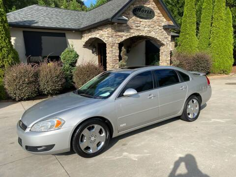 2008 Chevrolet Impala for sale at Hoyle Auto Sales in Taylorsville NC