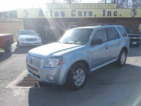 2009 Mercury Mariner for sale at Atlas Cars Inc. - Elizabethtown Lot in Elizabethtown KY