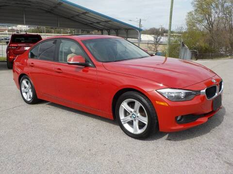 2014 BMW 3 Series for sale at C & C MOTORS in Chattanooga TN