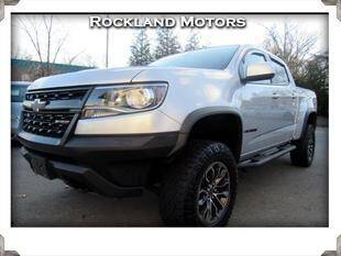 2018 Chevrolet Colorado for sale at Rockland Automall - Rockland Motors in West Nyack NY