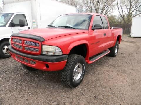 1998 Dodge Dakota for sale at Cimino Auto Sales in Fountain CO