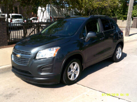 2016 Chevrolet Trax for sale at Fred Elias Auto Sales in Center Line MI