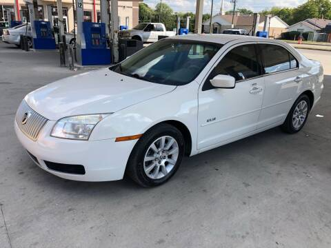 2008 Mercury Milan for sale at JE Auto Sales LLC in Indianapolis IN