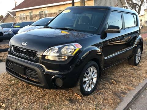 2013 Kia Soul for sale at El Tucanazo Auto Sales in Grand Island NE