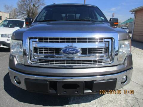 2013 Ford F-150 for sale at Atlantic Motors in Chamblee GA