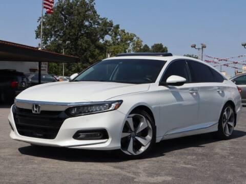 2018 Honda Accord for sale at Bryans Car Corner in Chickasha OK