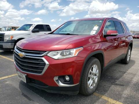 2018 Chevrolet Traverse for sale at A.I. Monroe Auto Sales in Bountiful UT