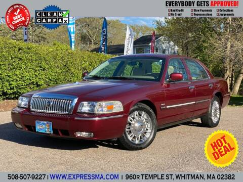 2009 Mercury Grand Marquis for sale at Auto Sales Express in Whitman MA