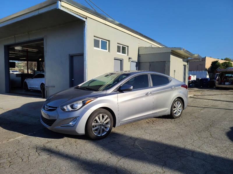 2015 Hyundai Elantra for sale at Imports Auto Sales & Service in San Leandro CA