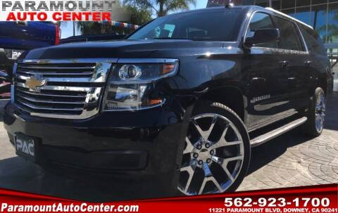 2020 Chevrolet Suburban for sale at PARAMOUNT AUTO CENTER in Downey CA