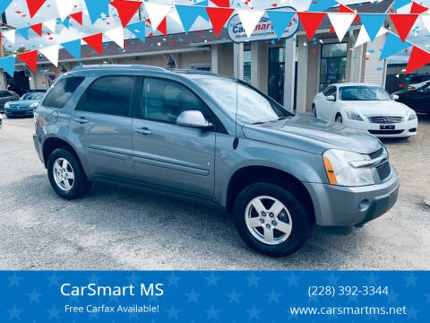 2006 Chevrolet Equinox for sale at CarSmart MS in Diberville MS