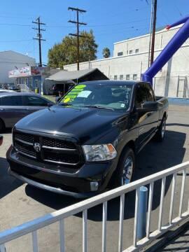 2017 RAM Ram Pickup 1500 for sale at 2955 FIRESTONE BLVD - 3271 E. Firestone Blvd Lot in South Gate CA