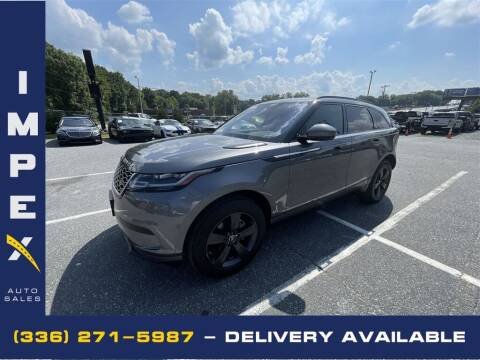 2019 Land Rover Range Rover Velar for sale at Impex Auto Sales in Greensboro NC