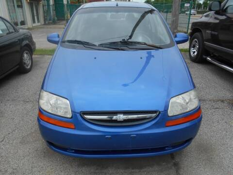 2006 Chevrolet Aveo for sale at Car Credit Auto Sales in Terre Haute IN
