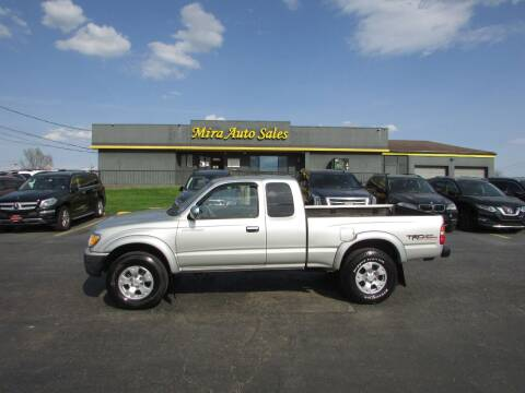 2003 Toyota Tacoma for sale at MIRA AUTO SALES in Cincinnati OH