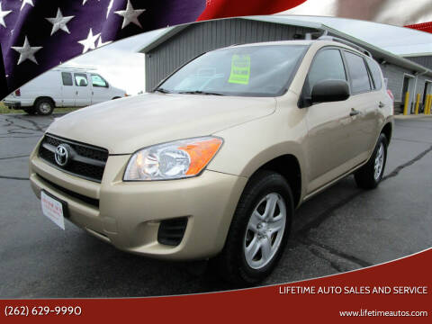2012 Toyota RAV4 for sale at Lifetime Auto Sales and Service in West Bend WI