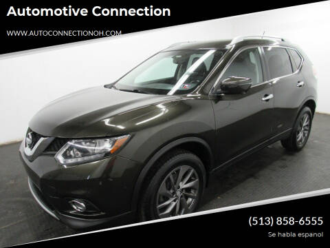 2016 Nissan Rogue for sale at Automotive Connection in Fairfield OH