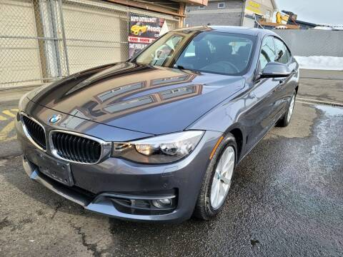 2014 BMW 3 Series for sale at SILVER ARROW AUTO SALES CORPORATION in Newark NJ