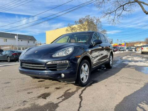 2013 Porsche Cayenne for sale at Kapos Auto, Inc. in Ridgewood, Queens NY