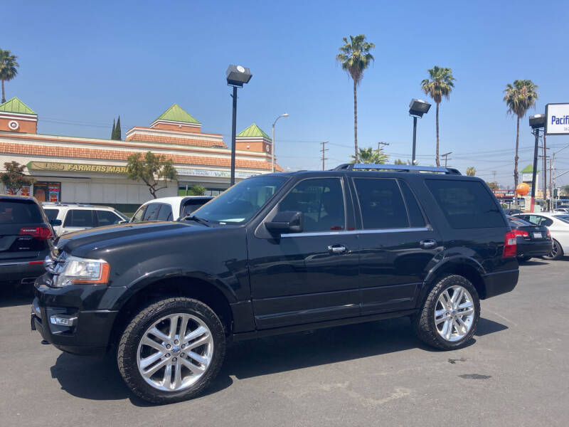2015 Ford Expedition for sale at Pacific West Imports in Los Angeles CA