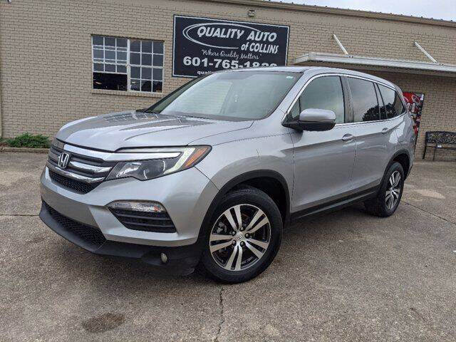 2016 Honda Pilot for sale at Quality Auto of Collins in Collins MS