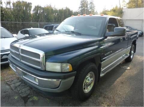 2001 Dodge Ram Pickup 2500 for sale at Klean Carz in Seattle WA