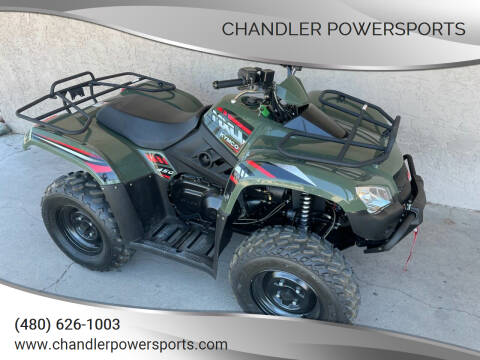 2018 Kymco MXU 450i for sale at Chandler Powersports in Chandler AZ