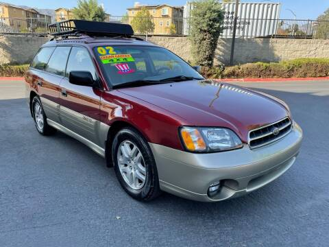 2002 Subaru Outback for sale at Select Auto Wholesales in Glendora CA