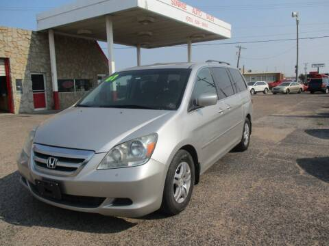 2007 Honda Odyssey for sale at Sunrise Auto Sales in Liberal KS
