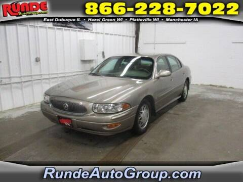 2003 Buick LeSabre for sale at Runde Chevrolet in East Dubuque IL