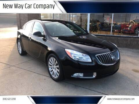 2013 Buick Regal for sale at New Way Car Company in Grand Rapids MI