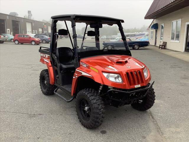 2009 Arctic Cat PROWLER for sale at SHAKER VALLEY AUTO SALES in Enfield NH