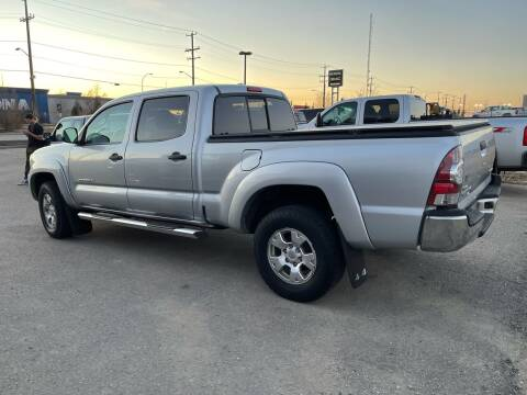 2009 Toyota Tacoma for sale at Truck Buyers in Magrath AB