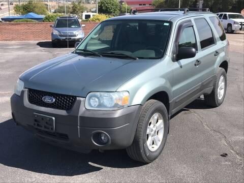 2005 Ford Escape for sale at Motor City Idaho in Pocatello ID