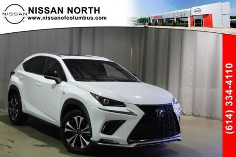 2018 Lexus NX 300 for sale at Auto Center of Columbus in Columbus OH