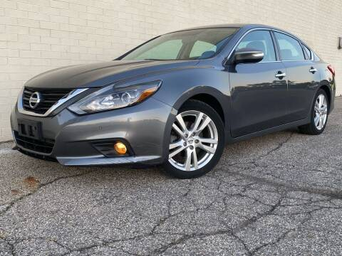 2016 Nissan Altima for sale at Samuel's Auto Sales in Indianapolis IN