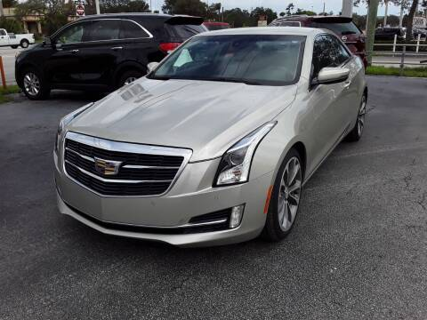 2015 Cadillac ATS for sale at YOUR BEST DRIVE in Oakland Park FL