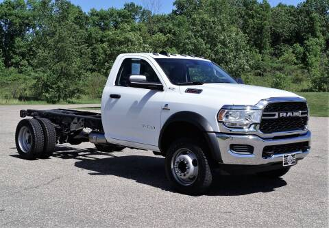 2019 RAM Ram Chassis 5500 for sale at KA Commercial Trucks, LLC in Dassel MN