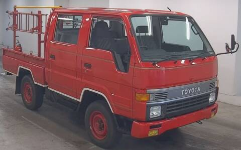 1993 Toyota Hiace Diesel 4X4 *INCOMING for sale at JDM Car & Motorcycle LLC in Seattle WA