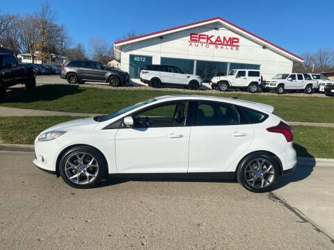 2013 Ford Focus for sale at Efkamp Auto Sales LLC in Des Moines IA