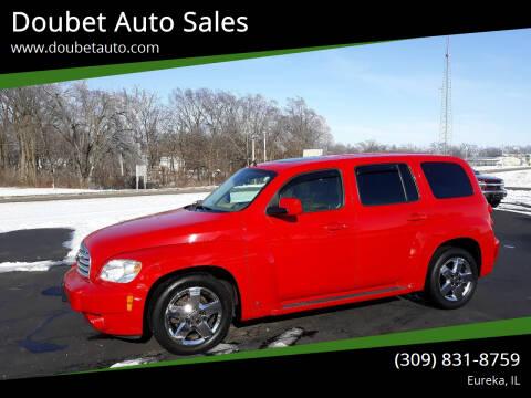 2009 Chevrolet HHR for sale at Doubet Auto Sales in Eureka IL