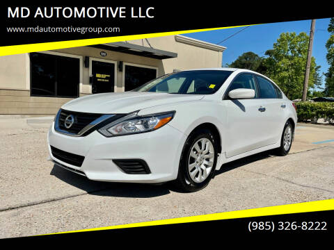 2018 Nissan Altima for sale at MD AUTOMOTIVE LLC in Slidell LA
