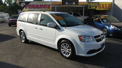 2014 Dodge Grand Caravan for sale at Speciality Auto Sales in Oakdale CA