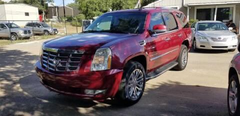 2007 Cadillac Escalade for sale at STX Auto Group in San Antonio TX