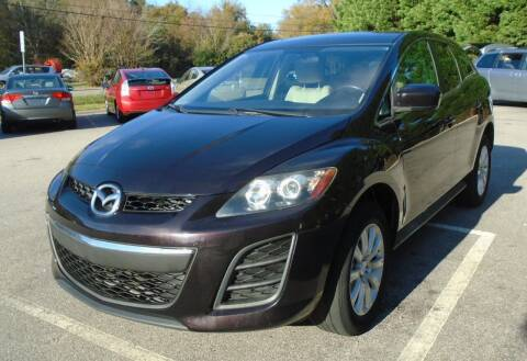 2011 Mazda CX-7 for sale at SAR Enterprises in Raleigh NC