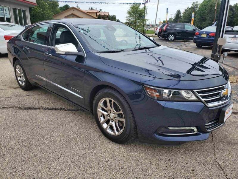 2015 Chevrolet Impala for sale at Extreme Auto Sales LLC. in Wautoma WI